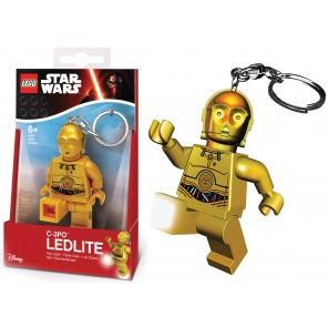 PORTACHIAVI LEGO STAR WARS C-3PO