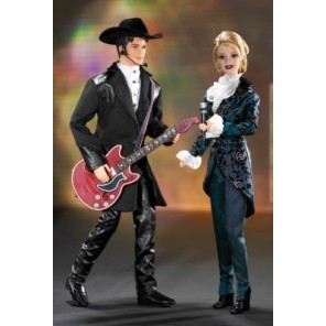 BARBIE & KENNY COUNTRY DUET