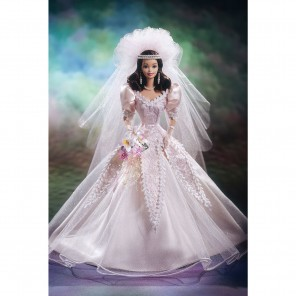 BARBIE BLUSHING ORCHID BRIDE