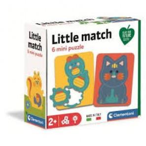 LITTLE MATCH PICCOLI ANIMALI