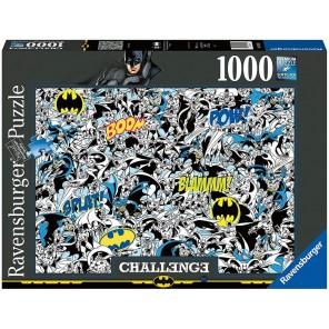 1000 PZ BATMAN CHALLENGE