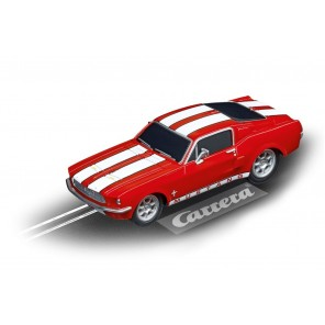 AUTO SLOT FORD MUSTANG 67 1/43