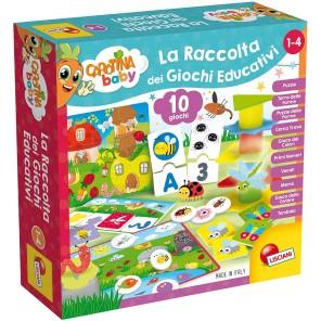 CAROTINA BABY RACCOLTA GIOCHI EDUCATIVI