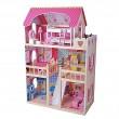 Casa bambole rosa